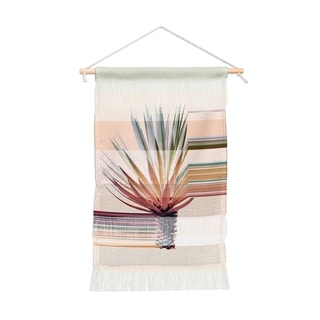 Iveta Abolina Agave Stripe Portait Wall Hanging Tapestry