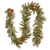 9 ft. Decorative Collection Garland