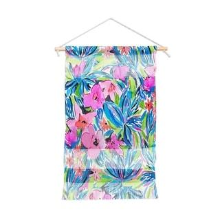 Jacqueline Maldonado Flaunt Portait Wall Hanging Tapestry