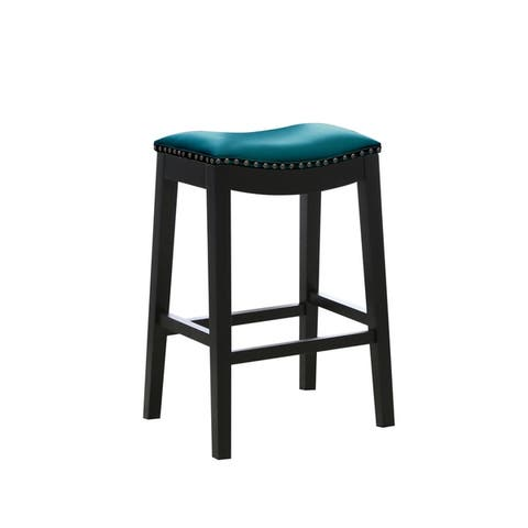 Buy Blue Saddle Seat Counter Amp Bar Stools Online At