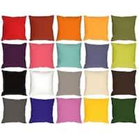 Pillow Décor - Caravan Cotton 16x16 Throw Pillow