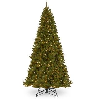 10 ft. North Valley® Spruce Tree with Clear Lights