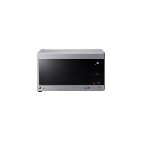 LG LMC0975ST - 0.9 cu. ft. Countertop Microwave (Stainless Steel)