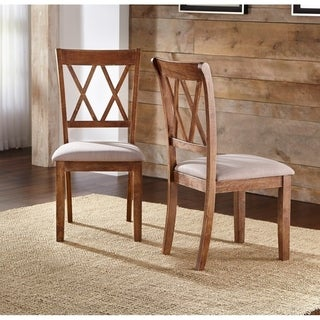 Simple Living Roma Dining Chairs (Set of 2)