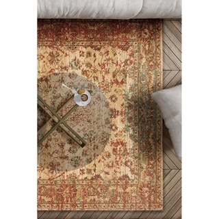 Link to KAS Cordoba Sand/Coral Vintage Traditions Rug Similar Items in Rugs