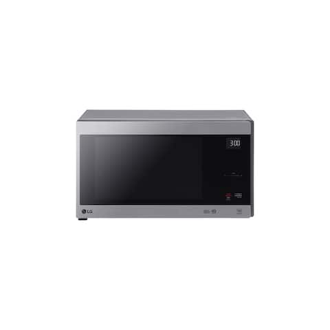 LG LMC1575ST - 1.5 cu. ft. Countertop Microwave (Stainless Steel)