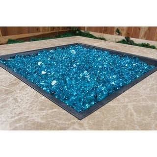 Round LavaGlass® Desert Stream® 4-Pack