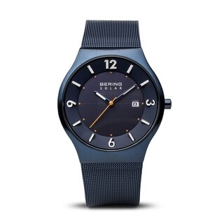 BERING Solar Slim Watch With Sapphire Crystal 14440-393
