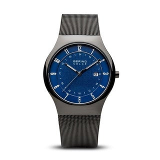BERING Solar Slim Watch With Sapphire Crystal 14640-227