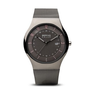 BERING Solar Slim Watch With Sapphire Crystal 14640-077