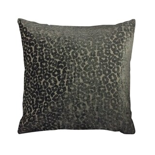 IC Linen Company by Kathy Fielder Bayou Animal Texture 16 Inch Throw Pillow