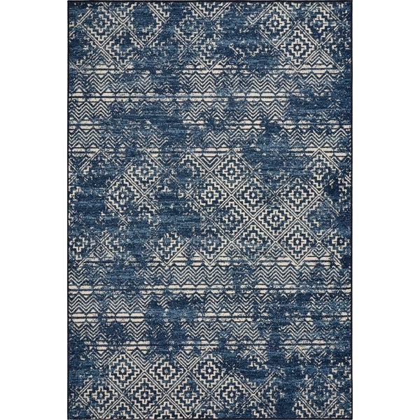 Porch & Den Ewing Contemporary Area Rug