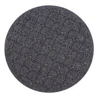 Round Cutwork Felt Table Mats (Set of 4)