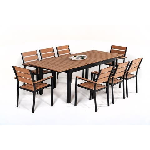 Renava Marina Outdoor Dining Table Set