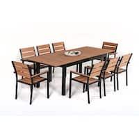 Renava Marina Outdoor Dining Table Set