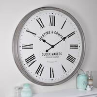 FirsTime & Co® Paramount Wall Clock