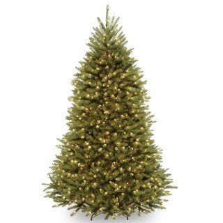 7 ft. PowerConnect(TM) Dunhill® Fir Tree with Clear Lights