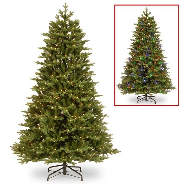 Lead Free Christmas Trees: Shop Brookfield Fir Green 7.5-foot Artificial Christmas