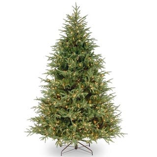 65 ft frasier grande tree with dual color led lights
