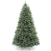 6 ft. Downswept Douglas® Blue Fir Tree with Clear Lights