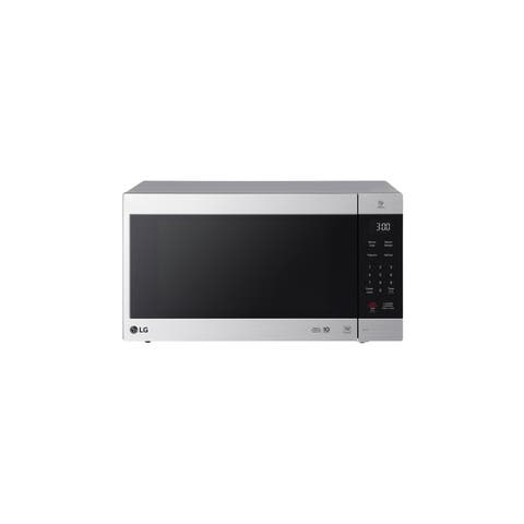 LG LMC2075ST - 2.0 cu. ft. Countertop Microwave (Stainless Steel)