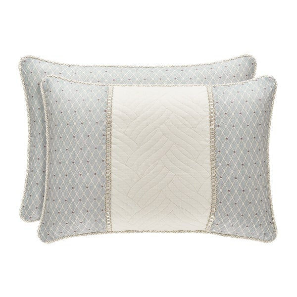 Royal Court Palermo Boudoir Quilted Throw Pillow