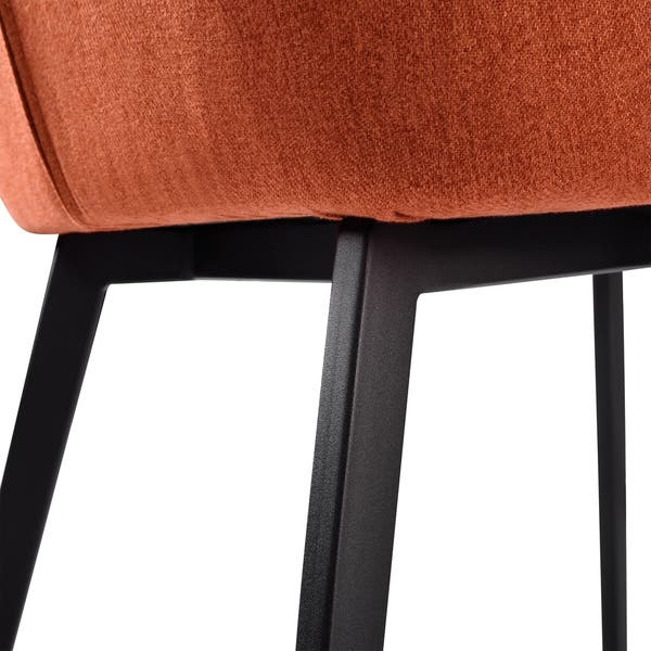 Amazing Shop Armen Living Maine Contemporary Dining Chair In Matte Camellatalisay Diy Chair Ideas Camellatalisaycom