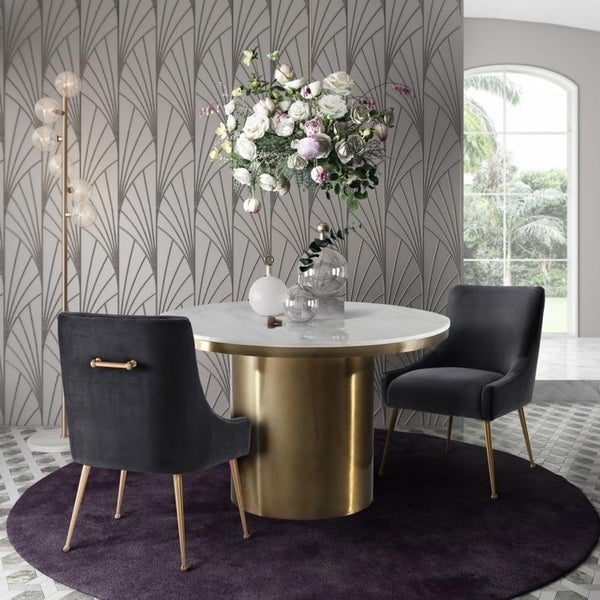 Alisin Marble Dining Table