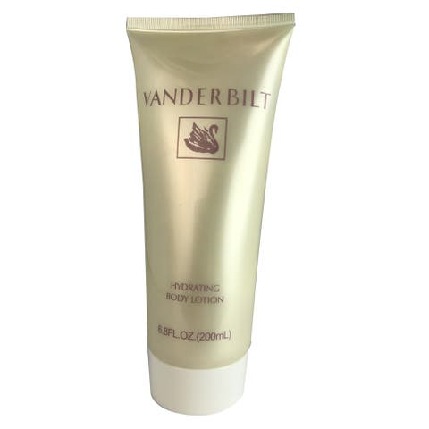 Gloria Vanderbilt Women's 6.8-ounce Hydrating Body Lotion