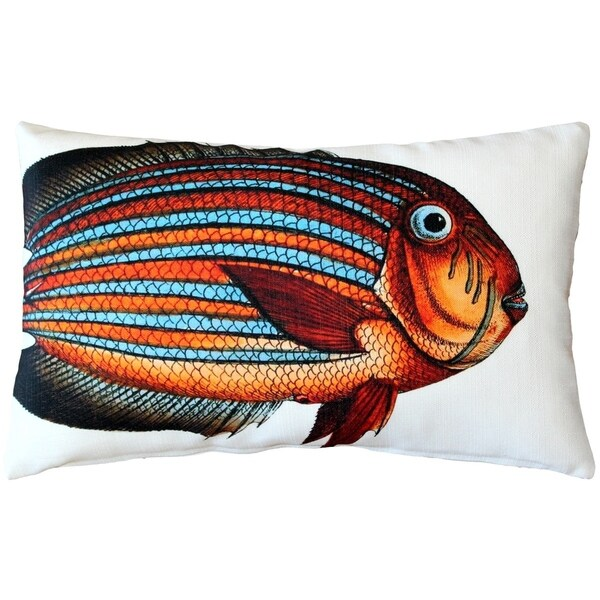Pillow Decor - Surgeonfish Fish Pillow 12x20