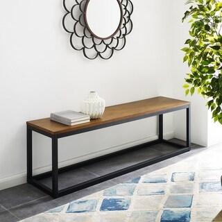 Harper Blvd Bailey Narrow Coffee Table Bench