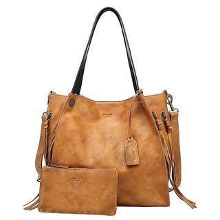 Old Trend Genuine Leather Daisy Tote Bag