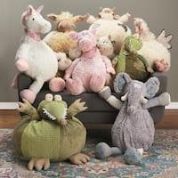 Mina Victory Plushlines Animal Pillows