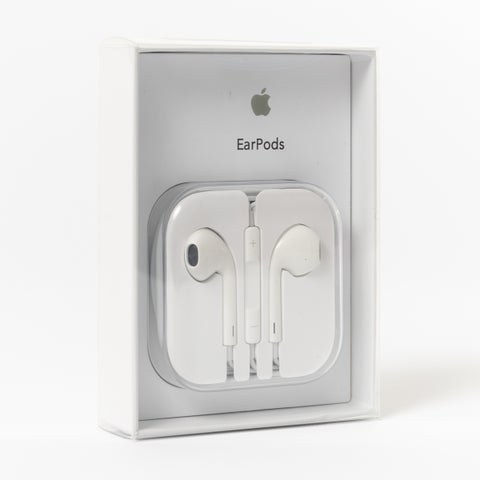 Apple EarPods to 3.5mm Wired In-Ear Headphone - WHITE