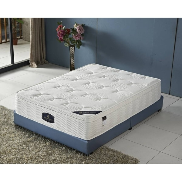 Shop 12 Inch Gel Infused Memory Foam Hybrid Pocket Spring Mattress Free Shipping Today