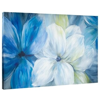 Morning Glory by Nan Wrapped Canvas Painting Print Wall Art Décor