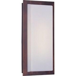 """Beam II 7.75"""" Wide Metal Outdoor Wall Light"""