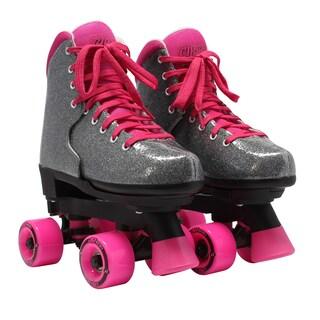 Circle Society Bling Adjustable Skate Girls