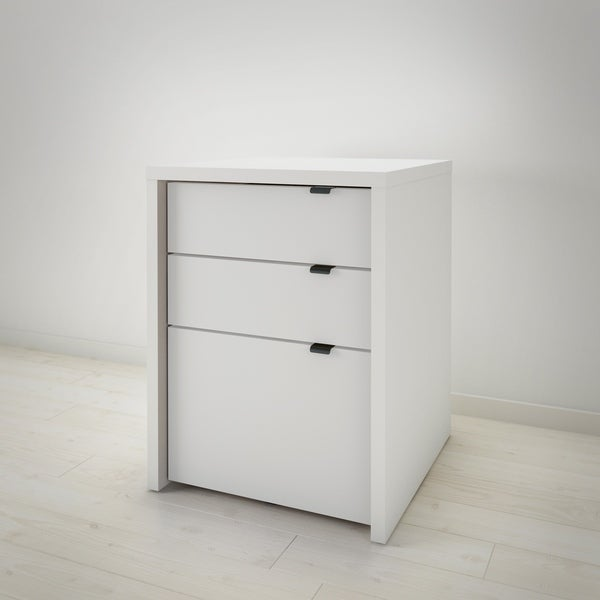 Nexera Chrono 3 Drawer Filing Cabinet
