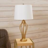 Bellamy Open Framed Urn Table Lamp
