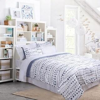 Honeymoon Comforter Set Twin Bed Down Alternative Lightweight for All Year Round
