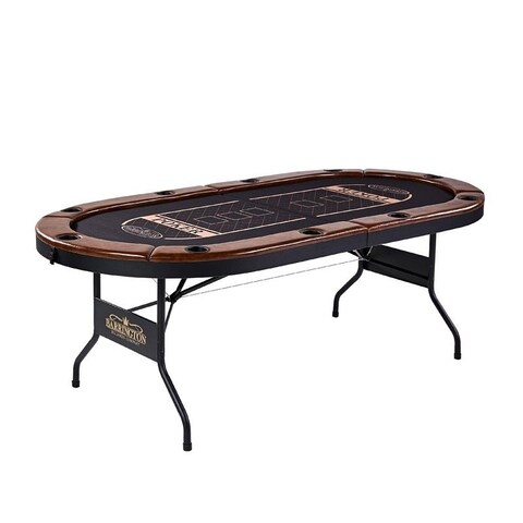 Barrington Premium 10 Player Poker Table