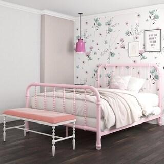 Avenue Greene Elliot Full Metal Bed