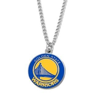 NBA Golden State Warriors Sports Team Logo Necklace