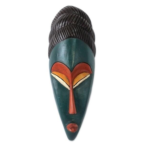 Nimdie African Mask - Ghana