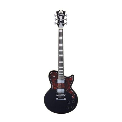 D'Angelico Premier Atlantic Electric Guitar - Black