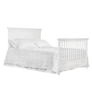 Evolur Signature Cape May 5 in 1 Full Panel Convertible Crib