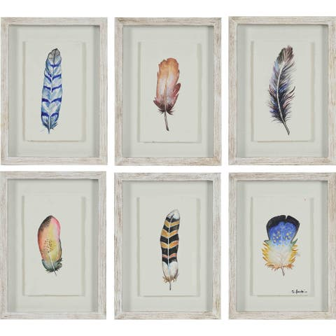 Strick & Bolton Framed Paper Wall Art