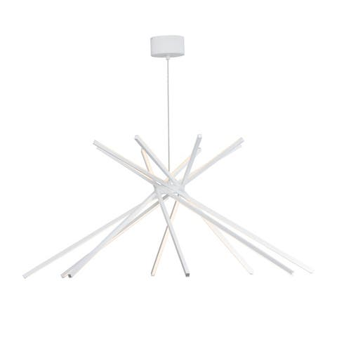 """Alumilux Suspension 44.5"""" Wide Aluminum Pendant"""