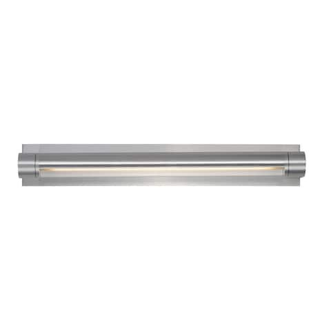 """Alumilux Sconce 30"""" Wide Aluminum Wall Sconce"""